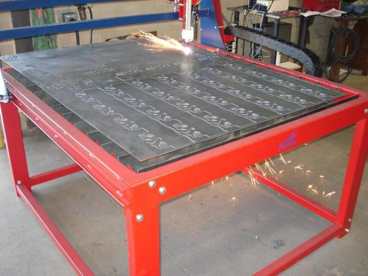 For all of your metal working machine needs, contact BurnTables.com!