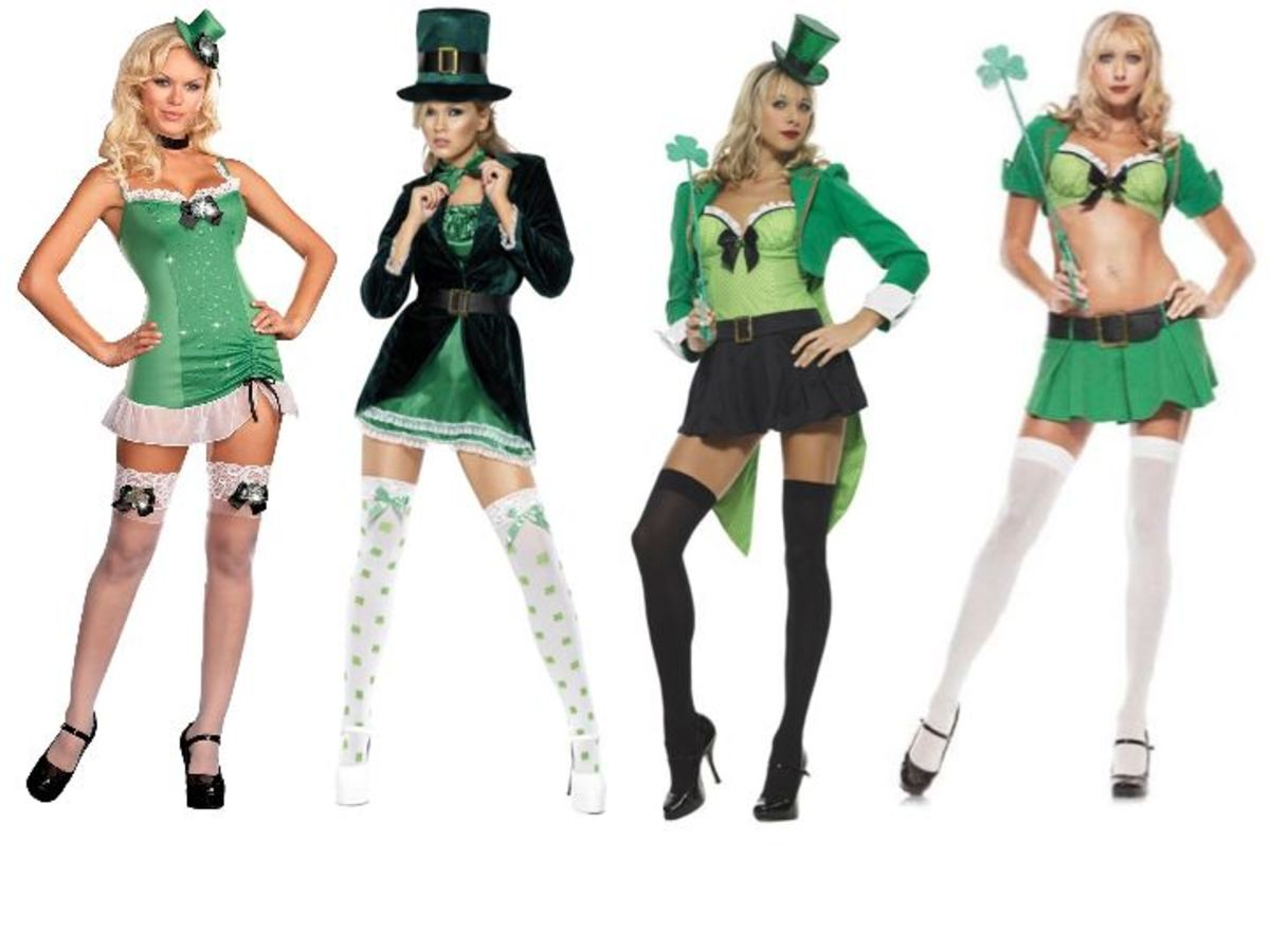 Women St. Patrick's Day Costume