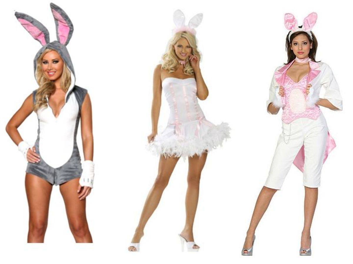 Women Easter Bunny Costumes