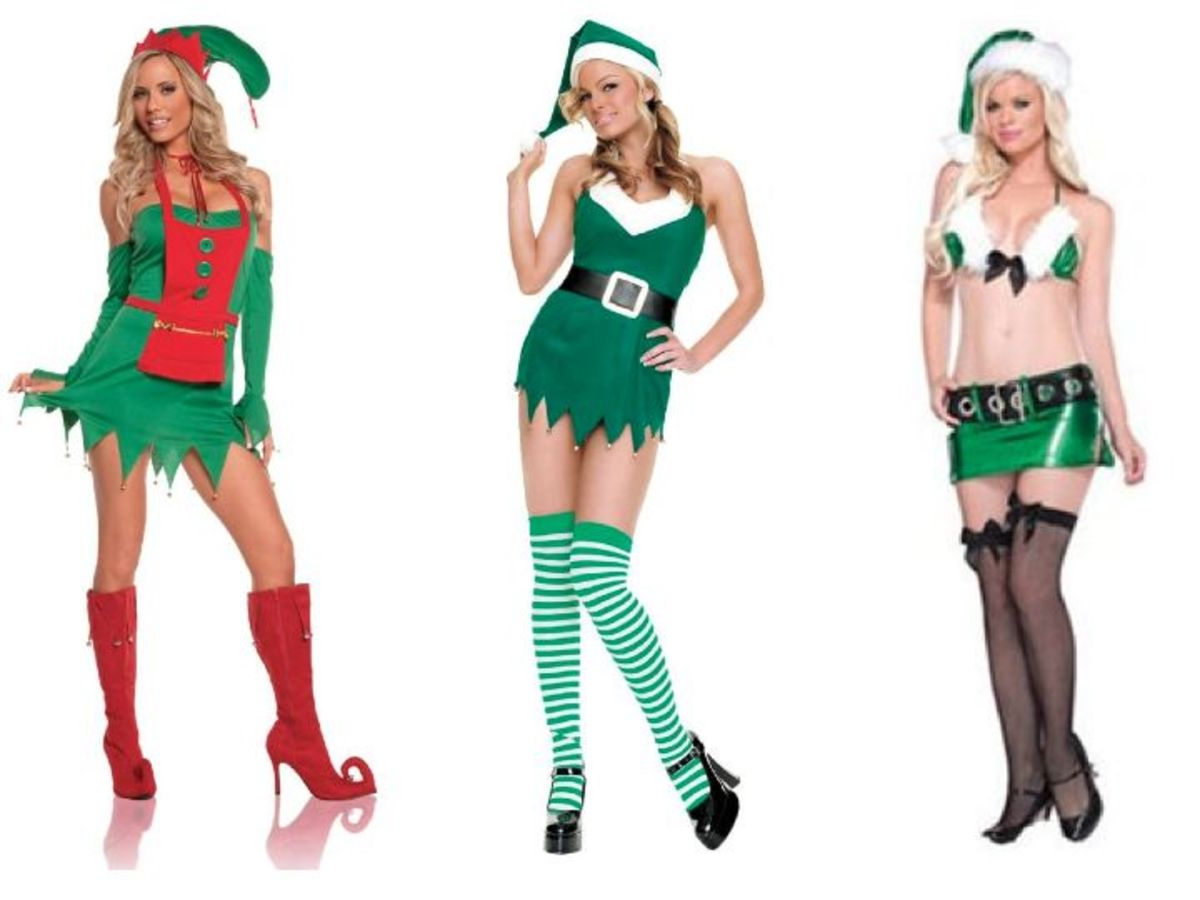 Women Elf Costumes