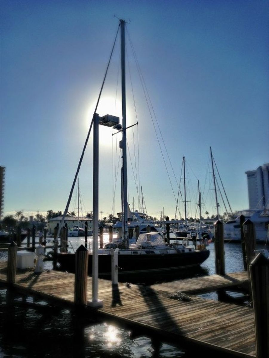 Fort Lauderdale is known as the Venice of America. Explore the waterways.