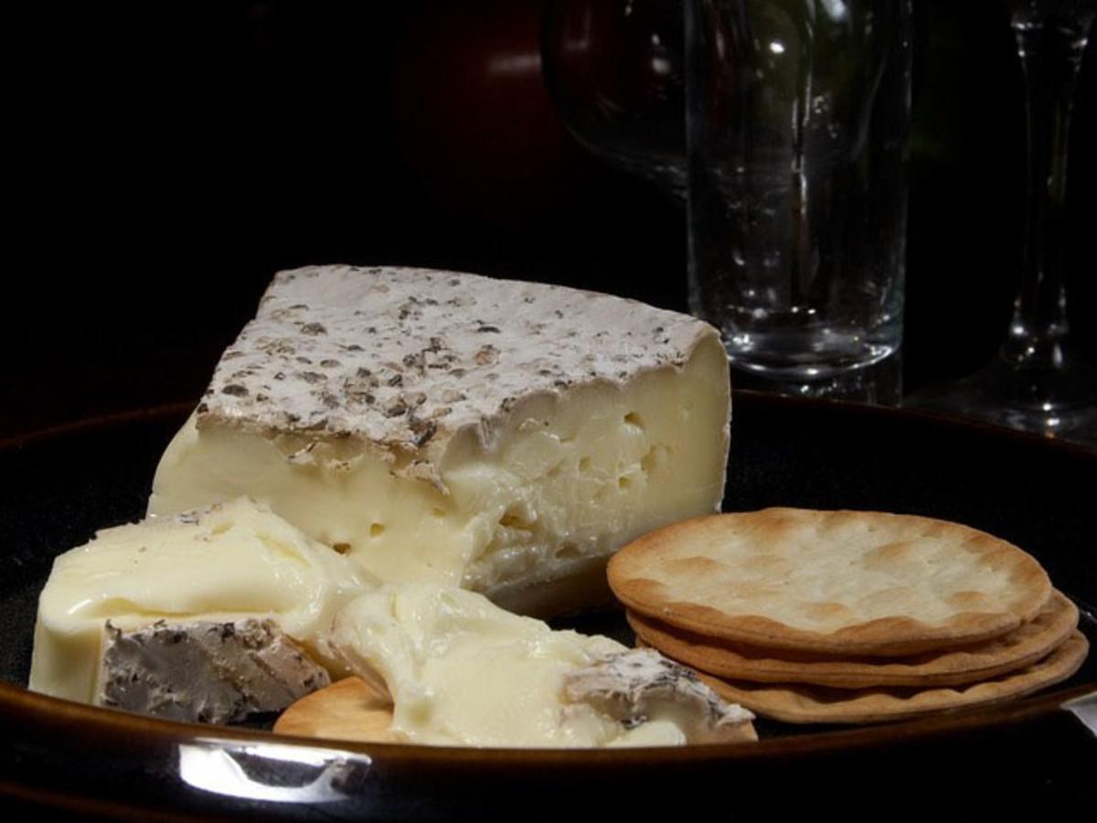 Cheese Platters - gotta love 'em!
