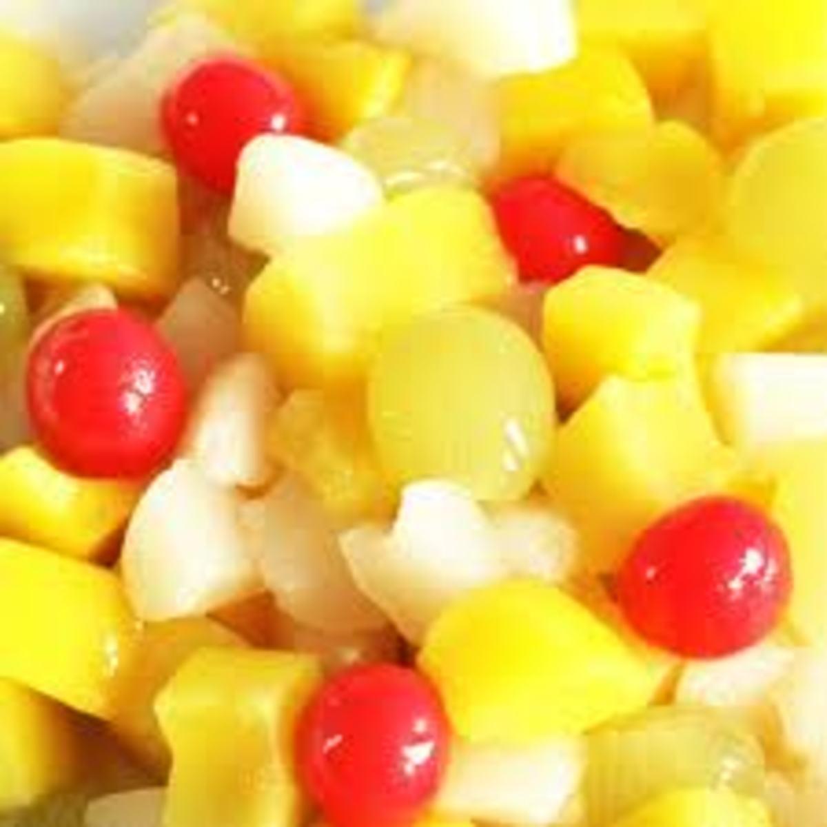 Fruit Salad or Fruit Cocktail