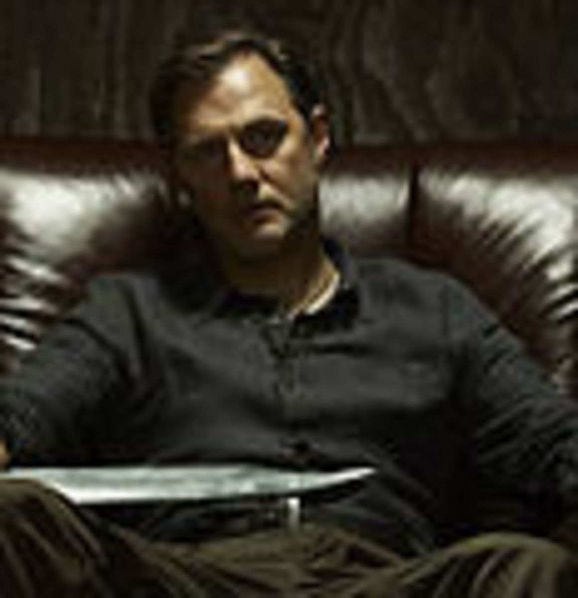 """Actor David Morrissey as """":The Governor"""""""