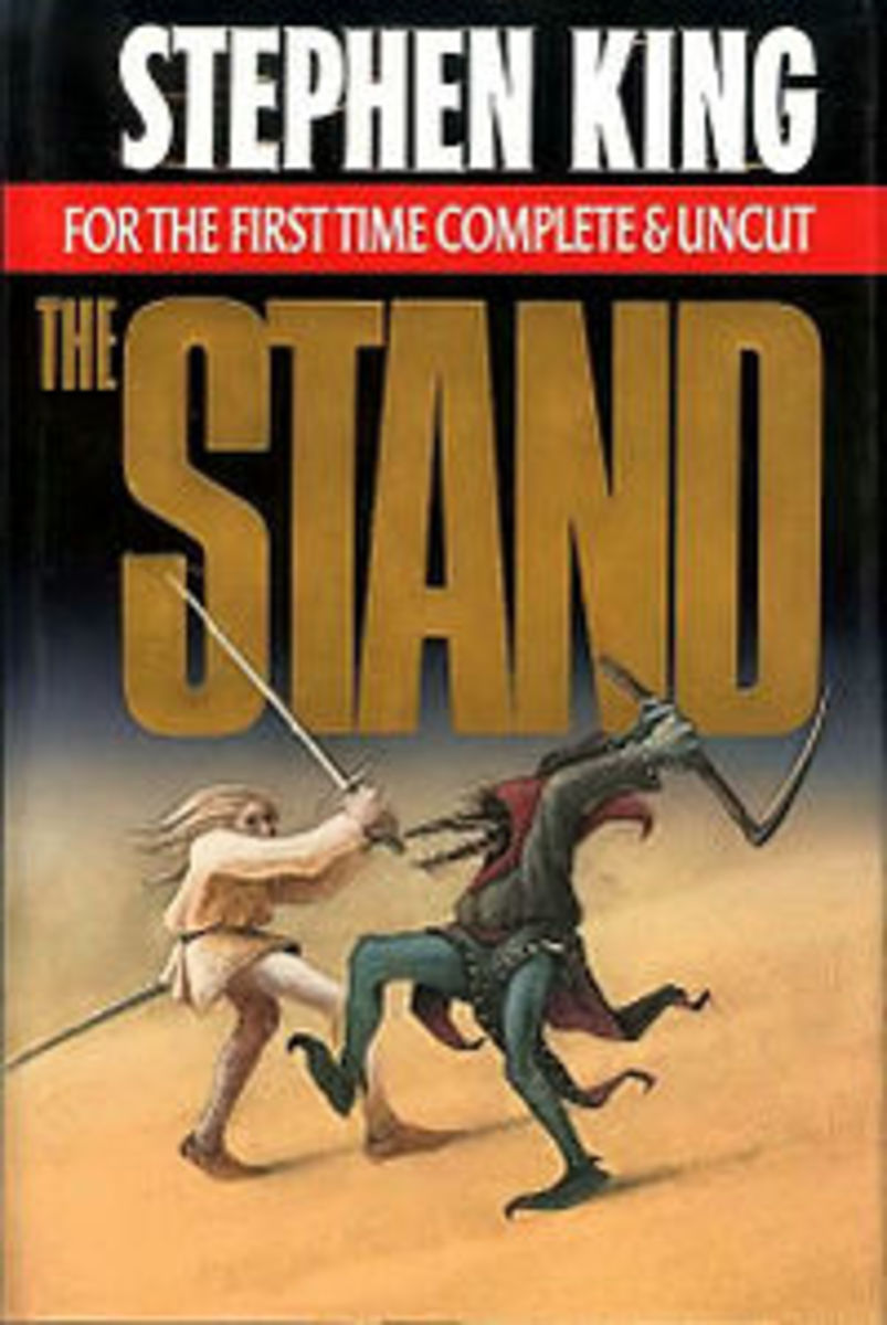 """The Walking Dead"" and ""The Stand"""