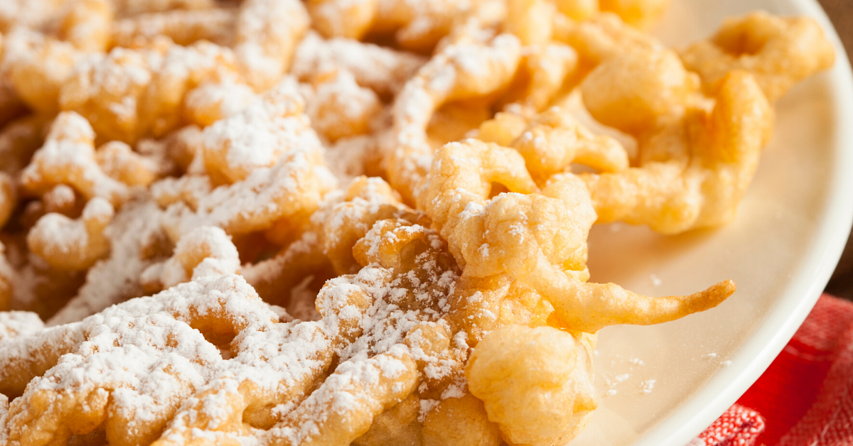 Easy to Make Funnel Cake Recipe to Make at Home