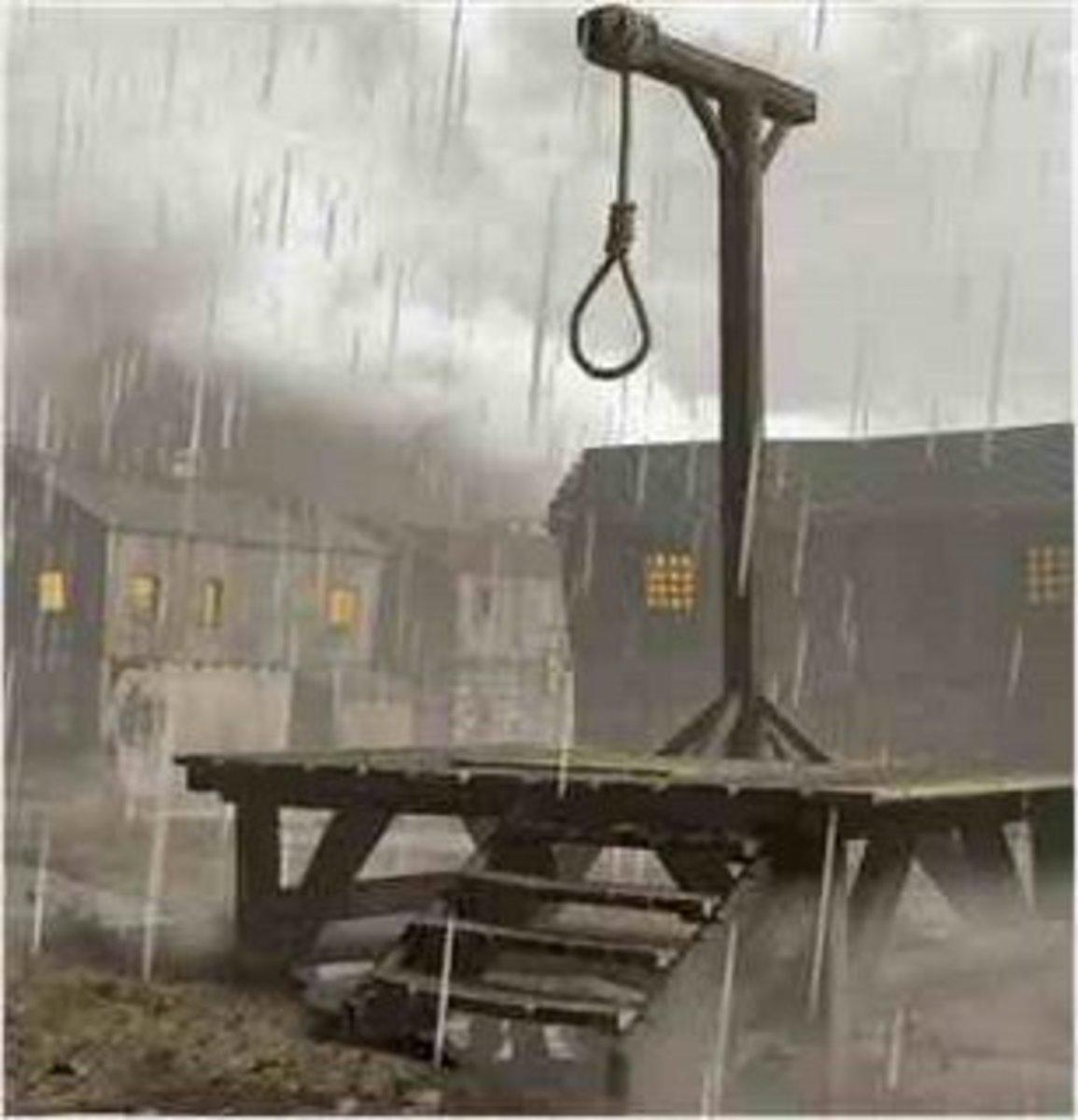 "Is capital punishment ""humane""?"