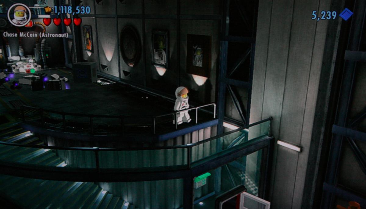 LEGO City Undercover walkthrough, Part Fourteen: Astronaughty