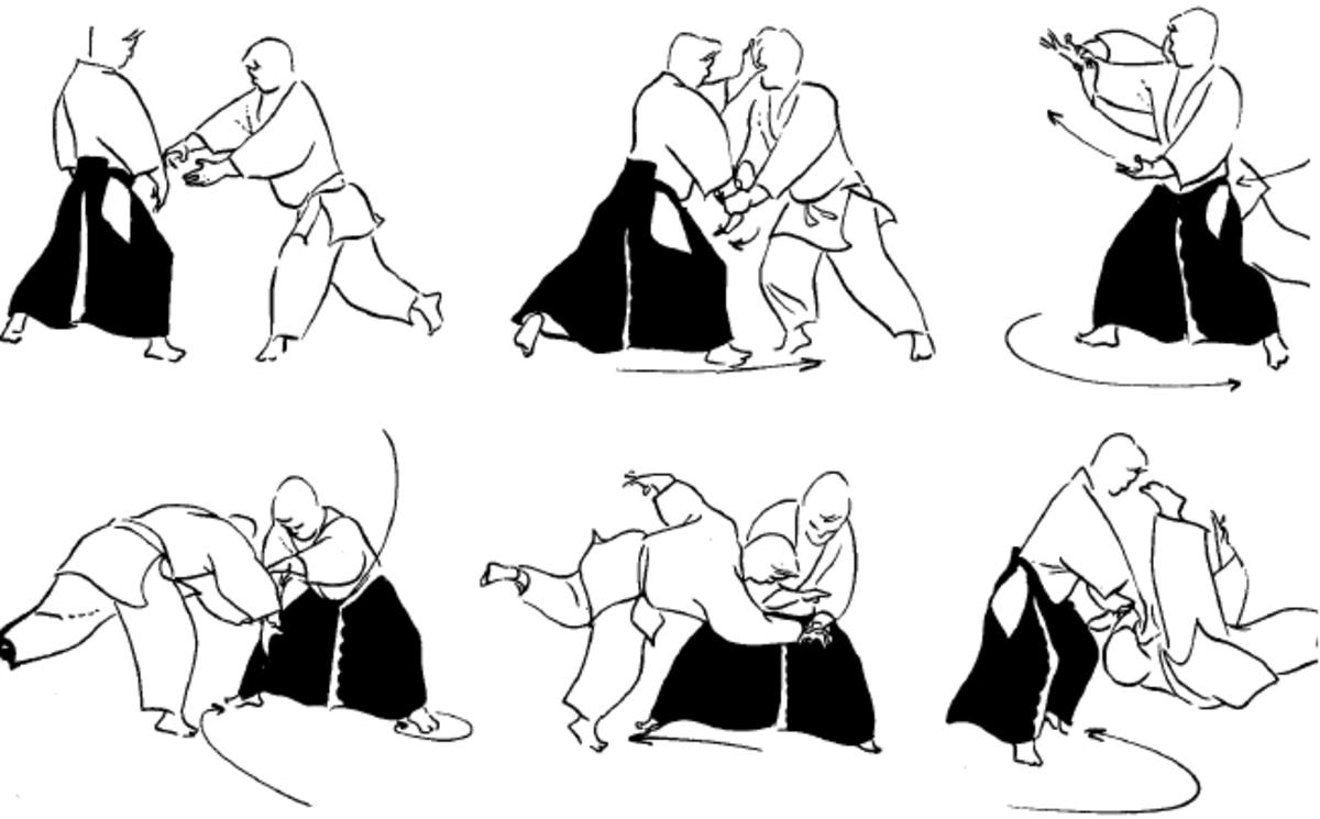 Morote Dori Kote Gaeshi
