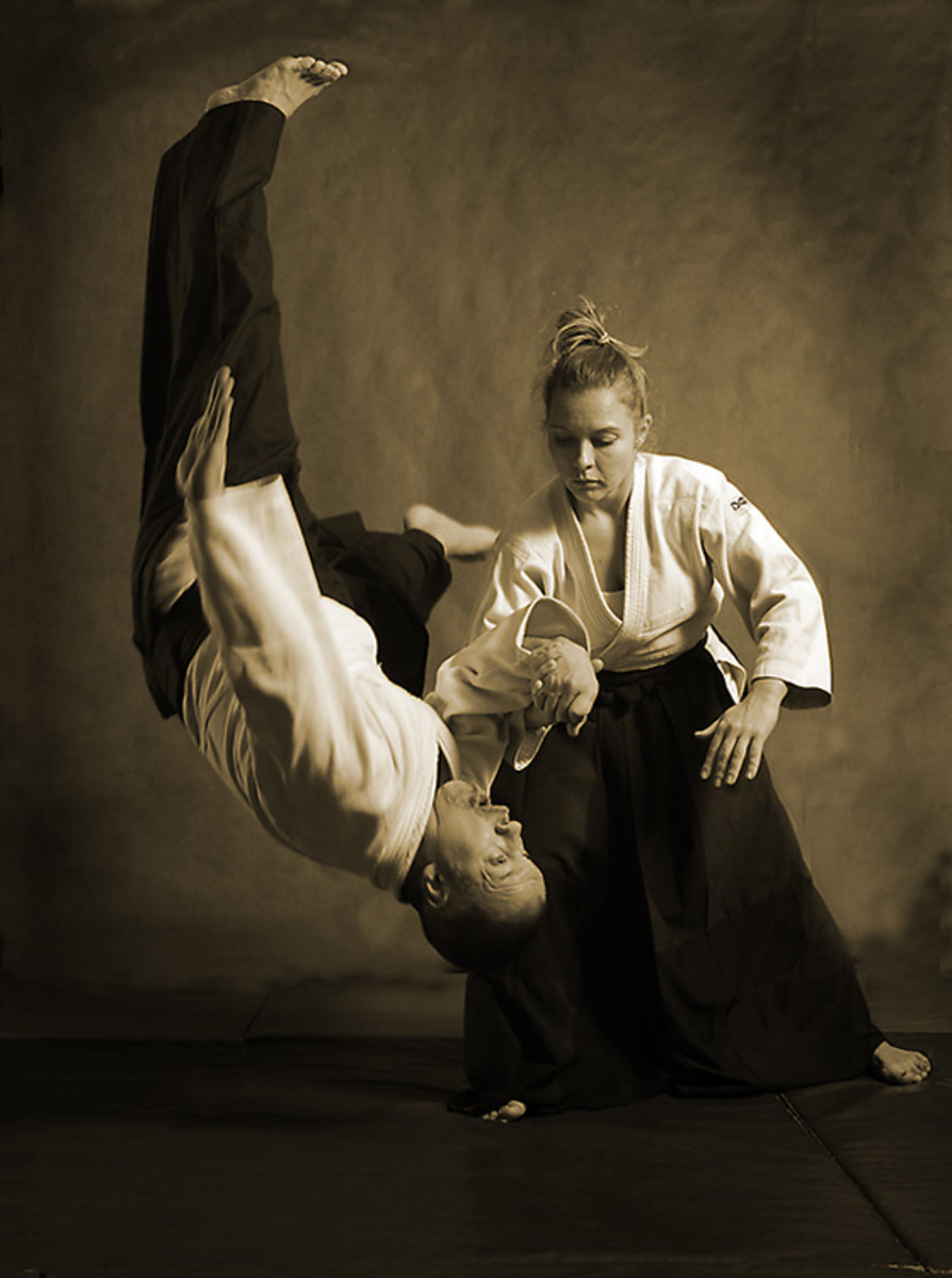 Aikido Self-Defence Techniques