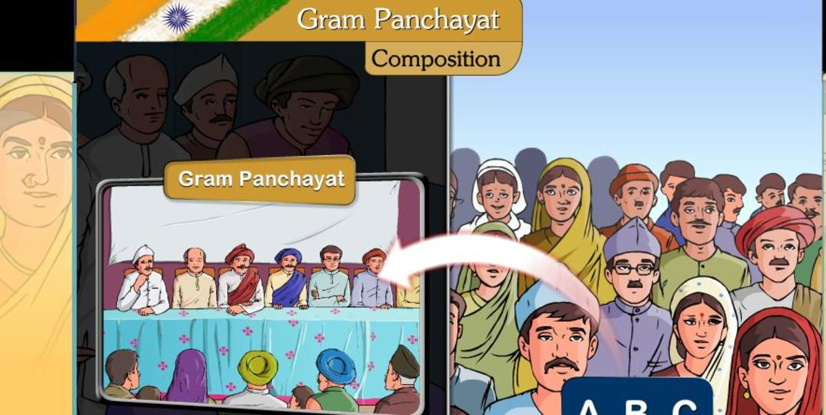 Gram Panchayat - A Rural Self-Government in India