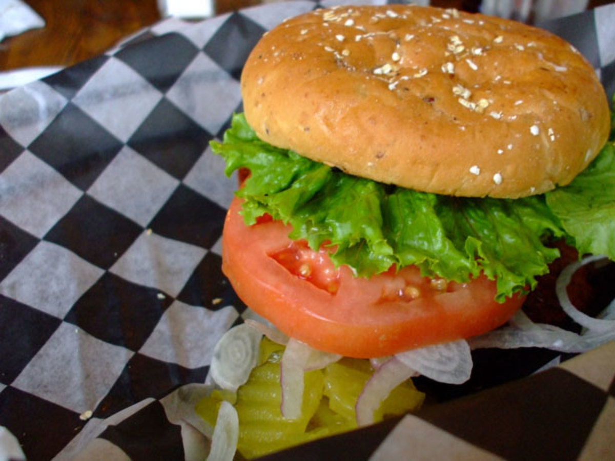Do you eat Boca Burger, Gardenburger, or Morningstar Farms? Together Kraft and Kellogg's spent nearly 3 million dollars to destroy California's GMO Labeling Initiative. What are they hiding in those veggie burgers?