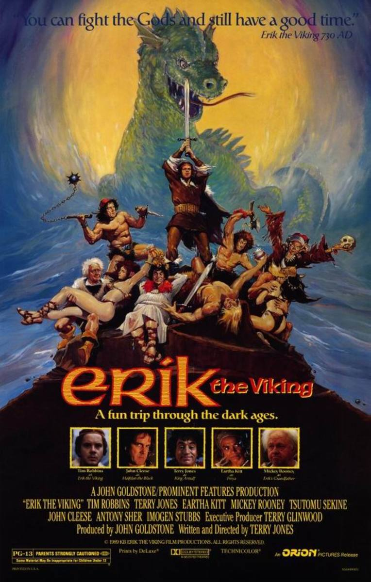 Erik the Viking (1989)