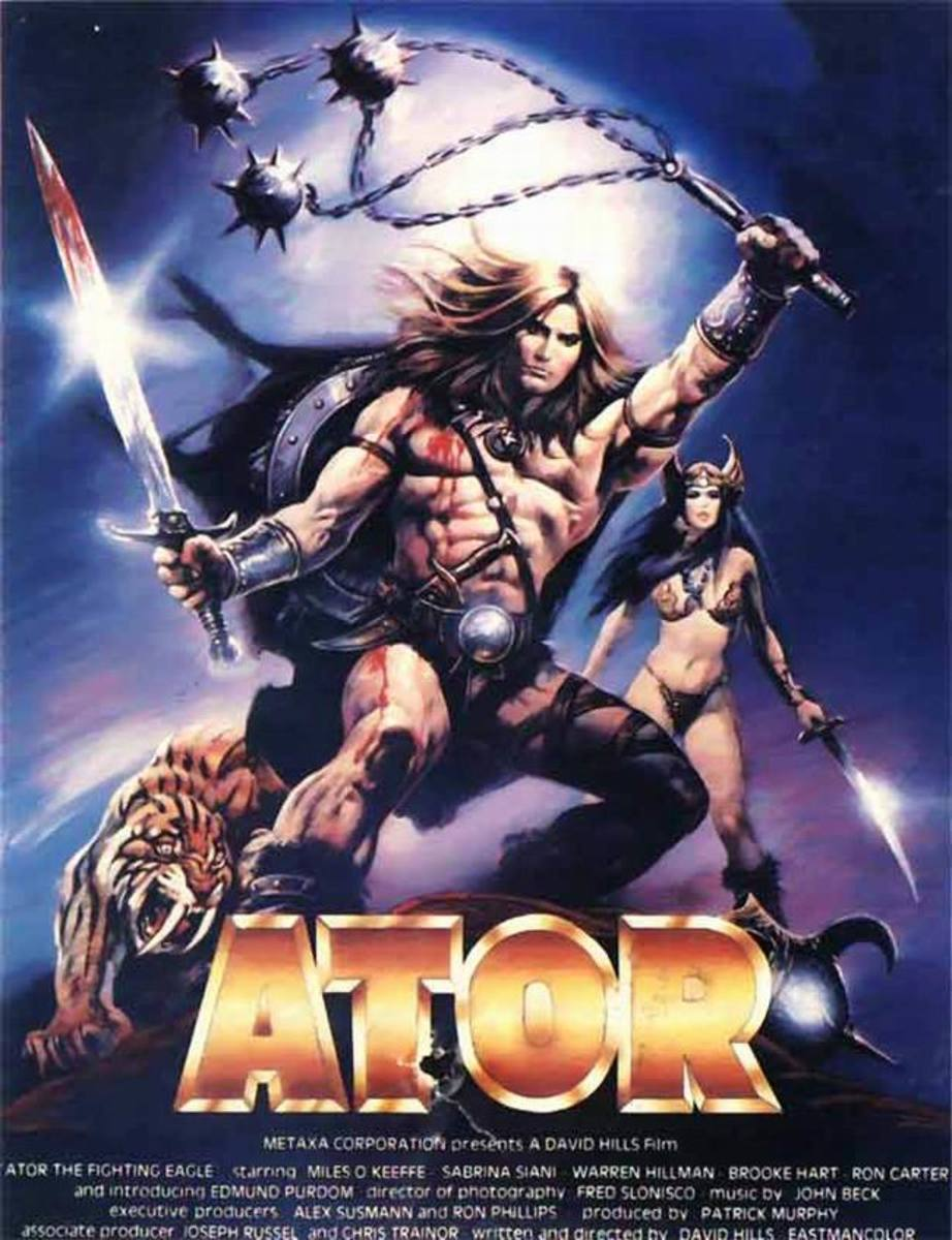 Ator the Fighting Eagle (1983)