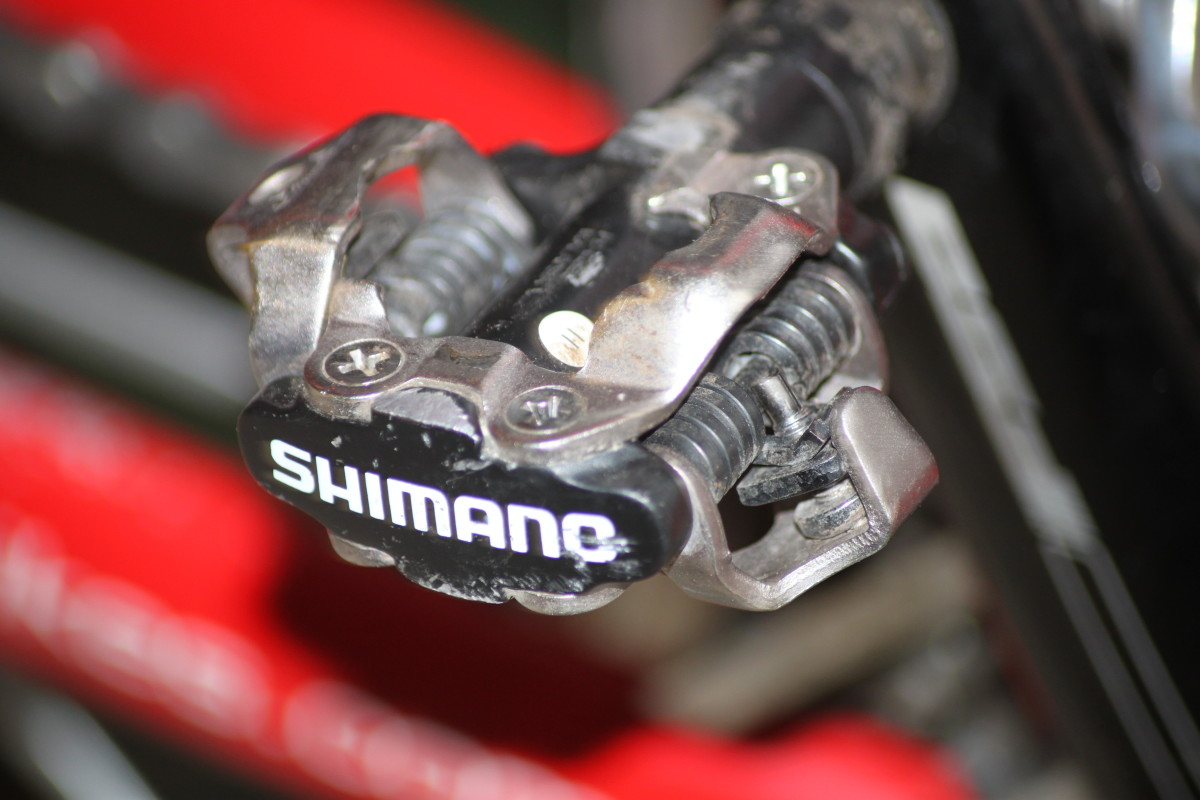 The Shimano PD-M540 SPD Pedal combines value and functionality for beginner to experienced riders with long term durability