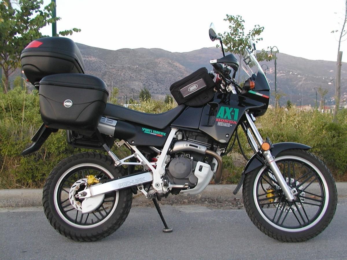 Honda AX-1 250