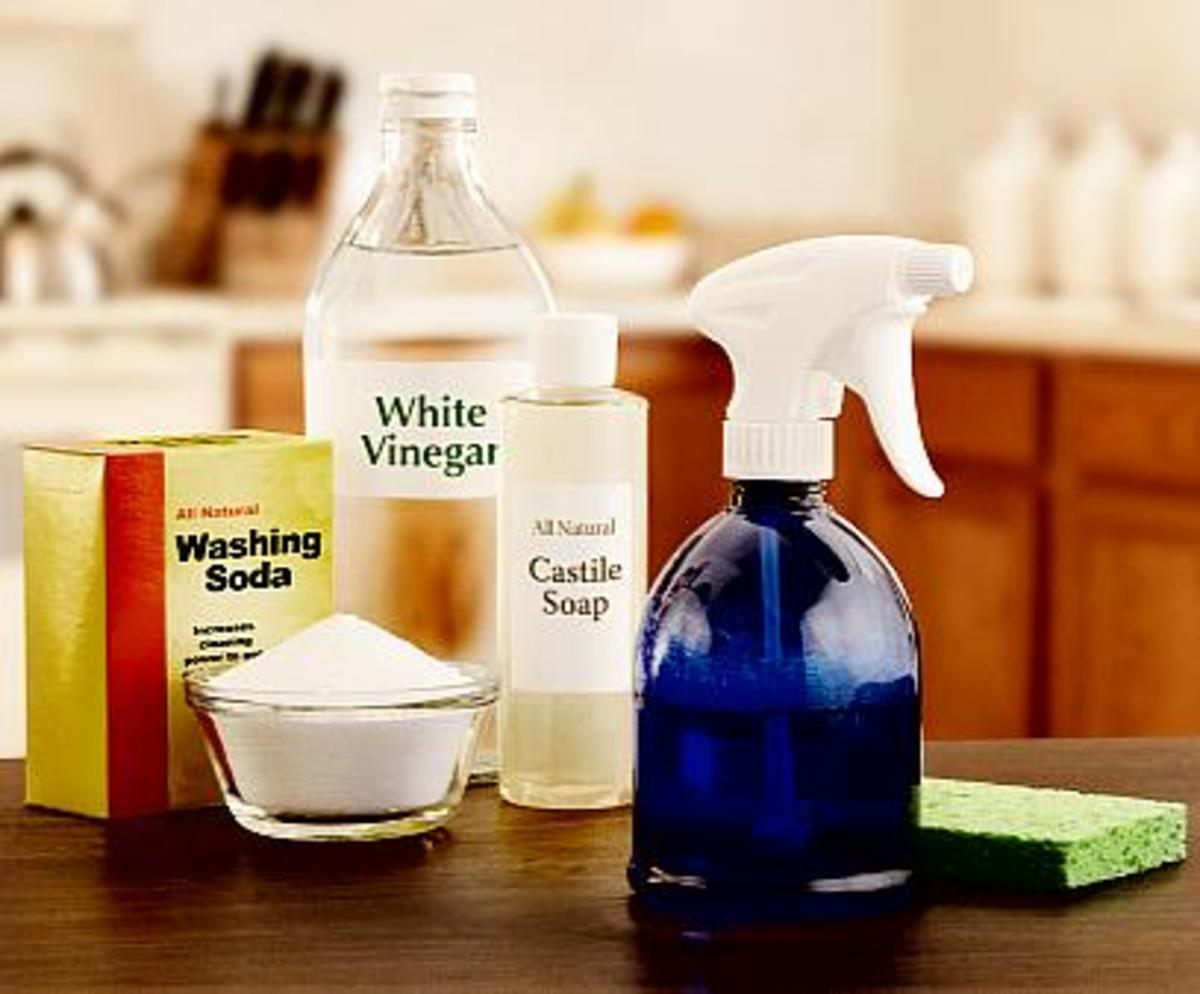 Cleaning Tips & Tricks to Make Your Life a Little Easier!