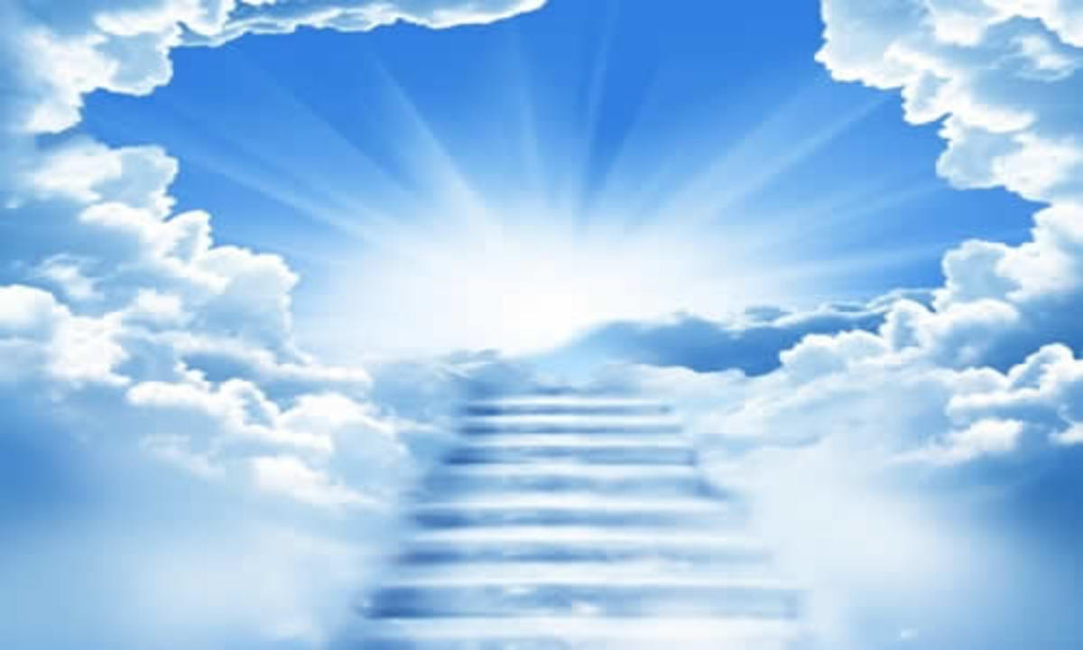 Life Before Life and True Life Tales of People Who Have Been To Heaven