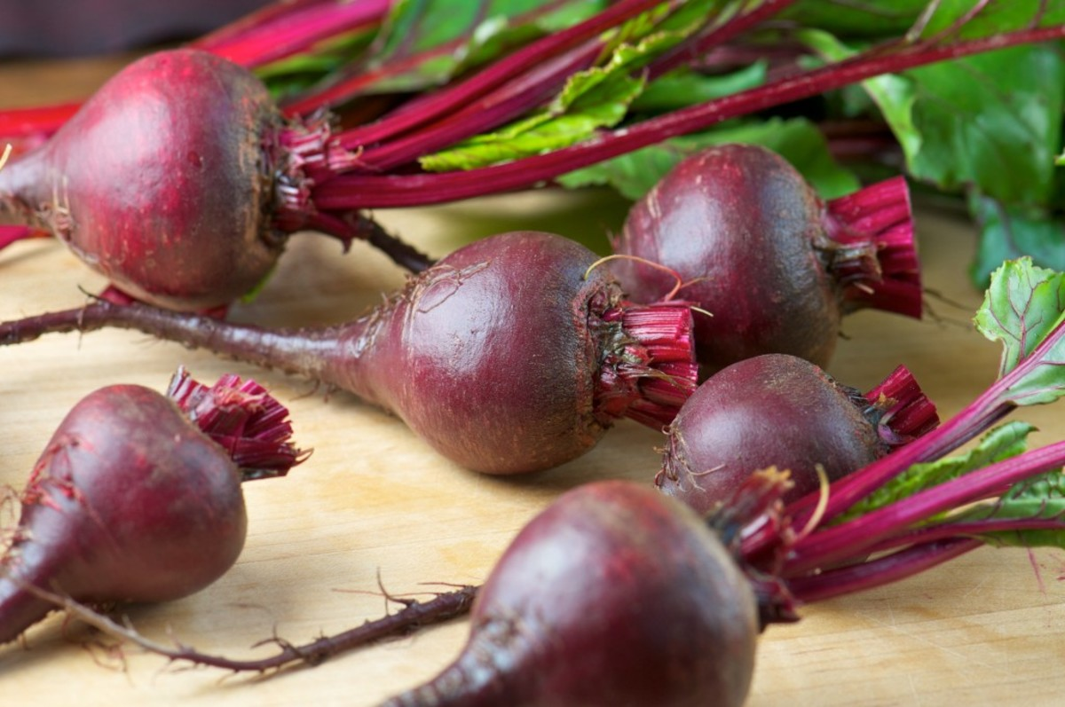 1 cup of beets contains 106 mg of sodium.