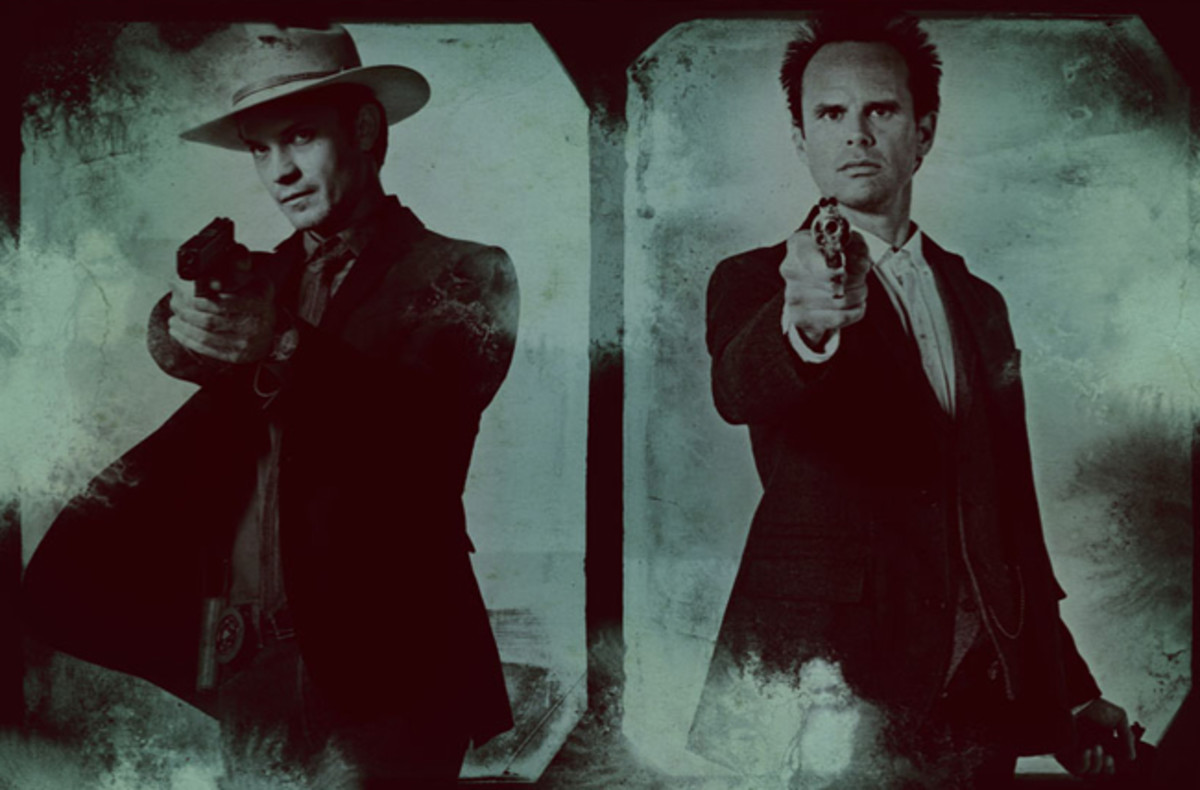 Meet the Characters of Justified