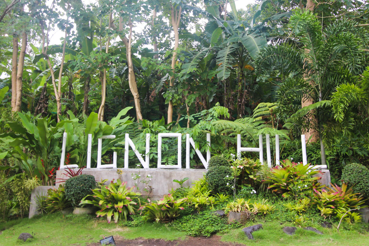 The Amazing Lignon Hill of Legazpi City, Albay
