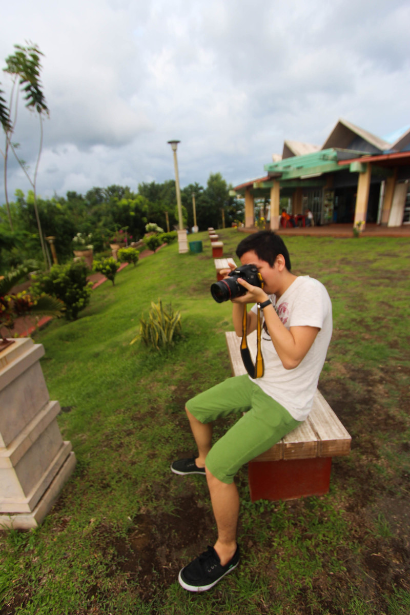 Lignon Hill is a place for picture perfect moments!