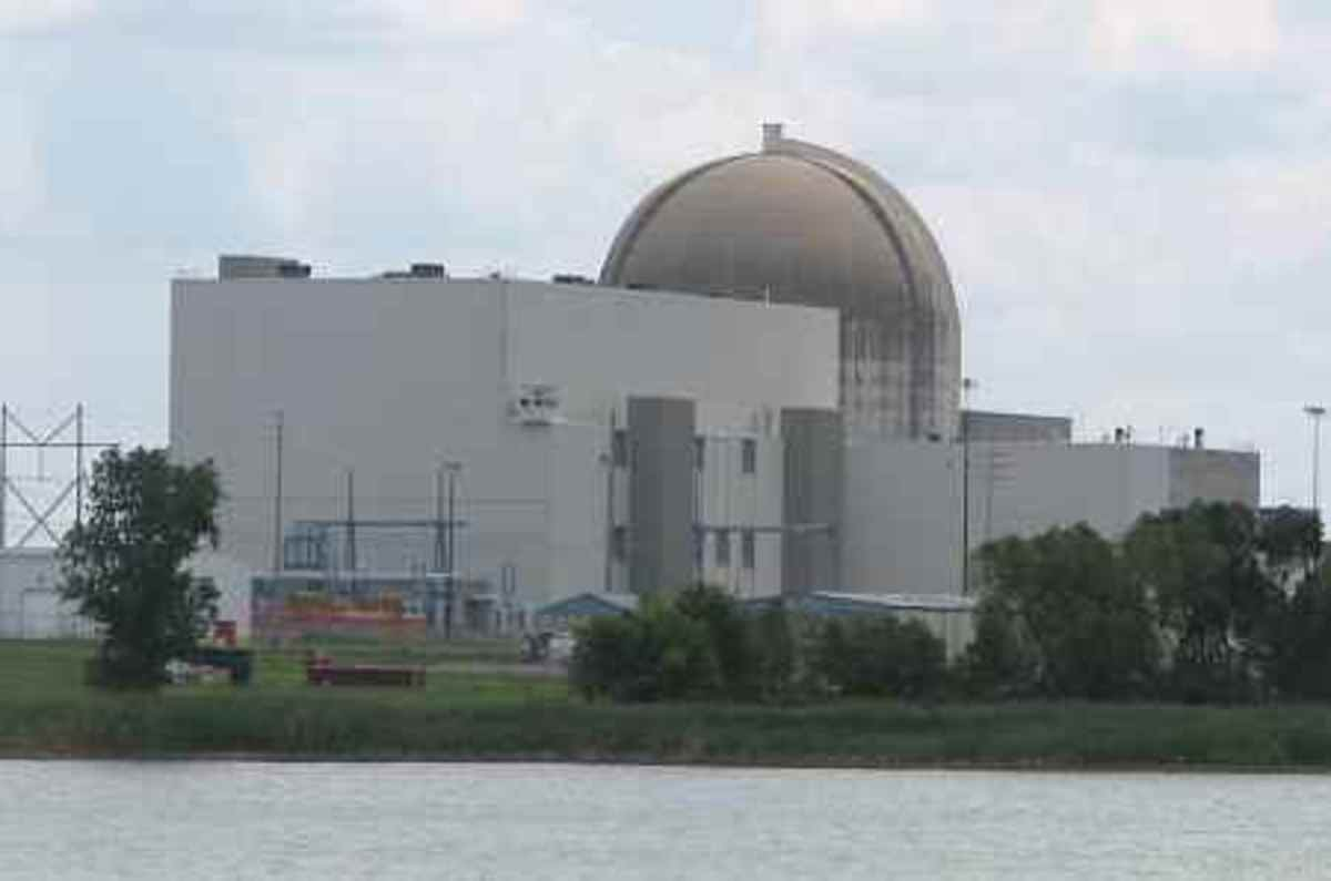 The Wolf Creek nuclear generating station near Burlington, KS was built amid controversy during the late seventies and early eighties. It provides power to as many as two million people in the nations midsection.