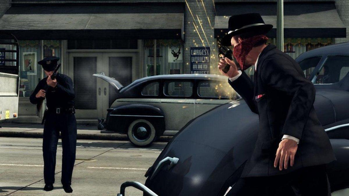 5 Games Like L.A. Noire