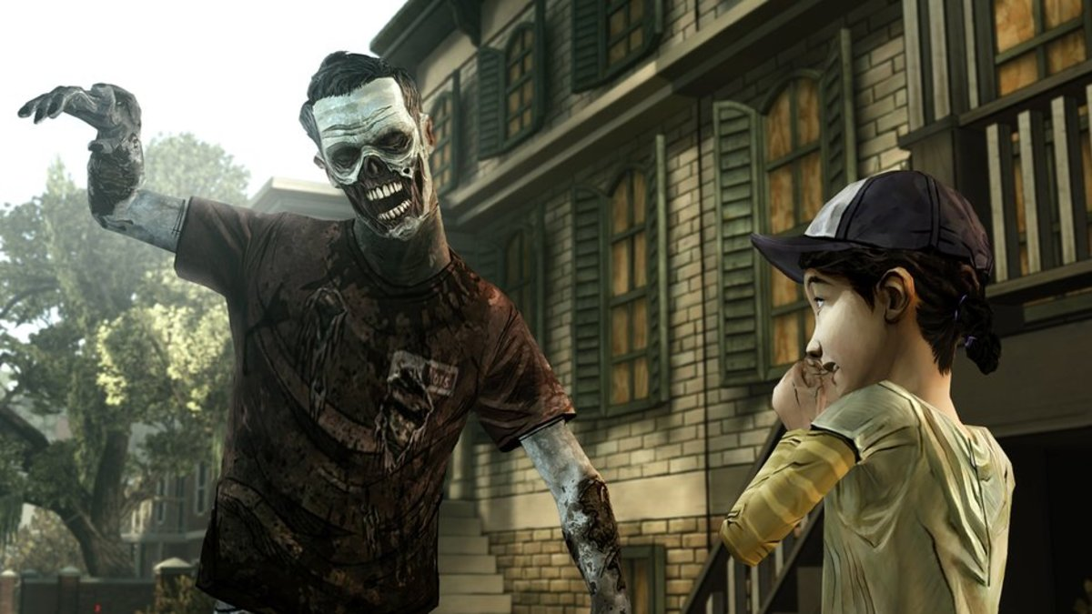5 Games Like The Walking Dead
