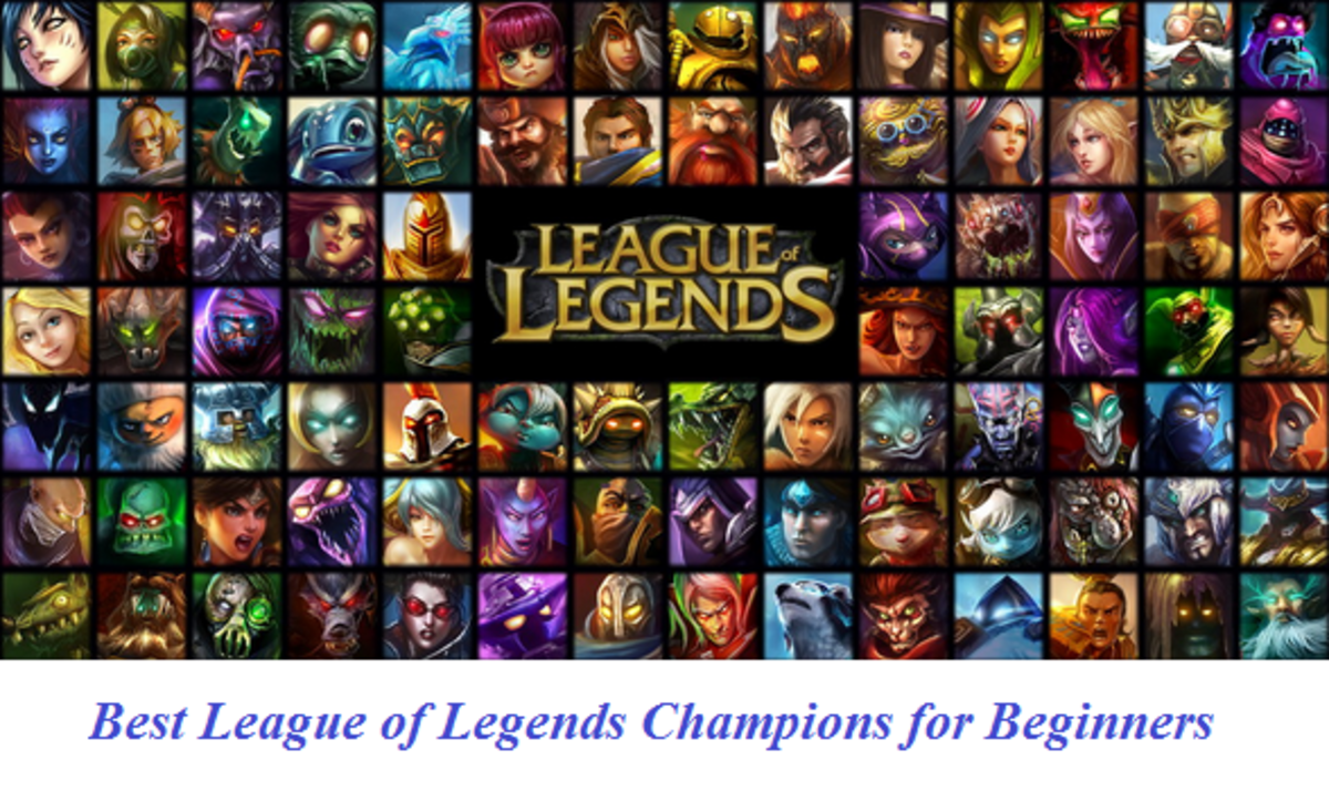 Best LoL Champions for Beginners - Melee and Ranged