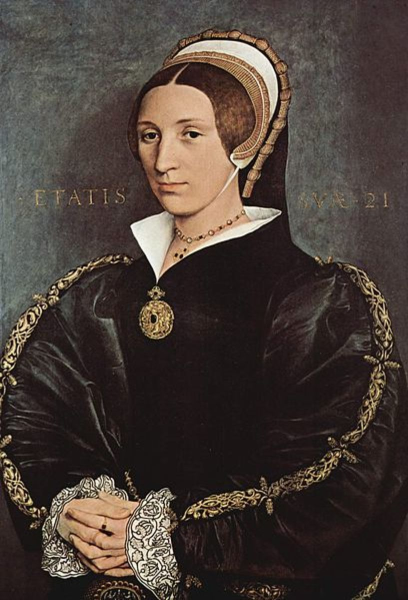 Poor Katherine Howard was never ready to be Queen Consort of England