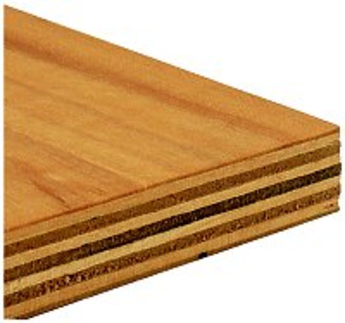 Plywood Edge