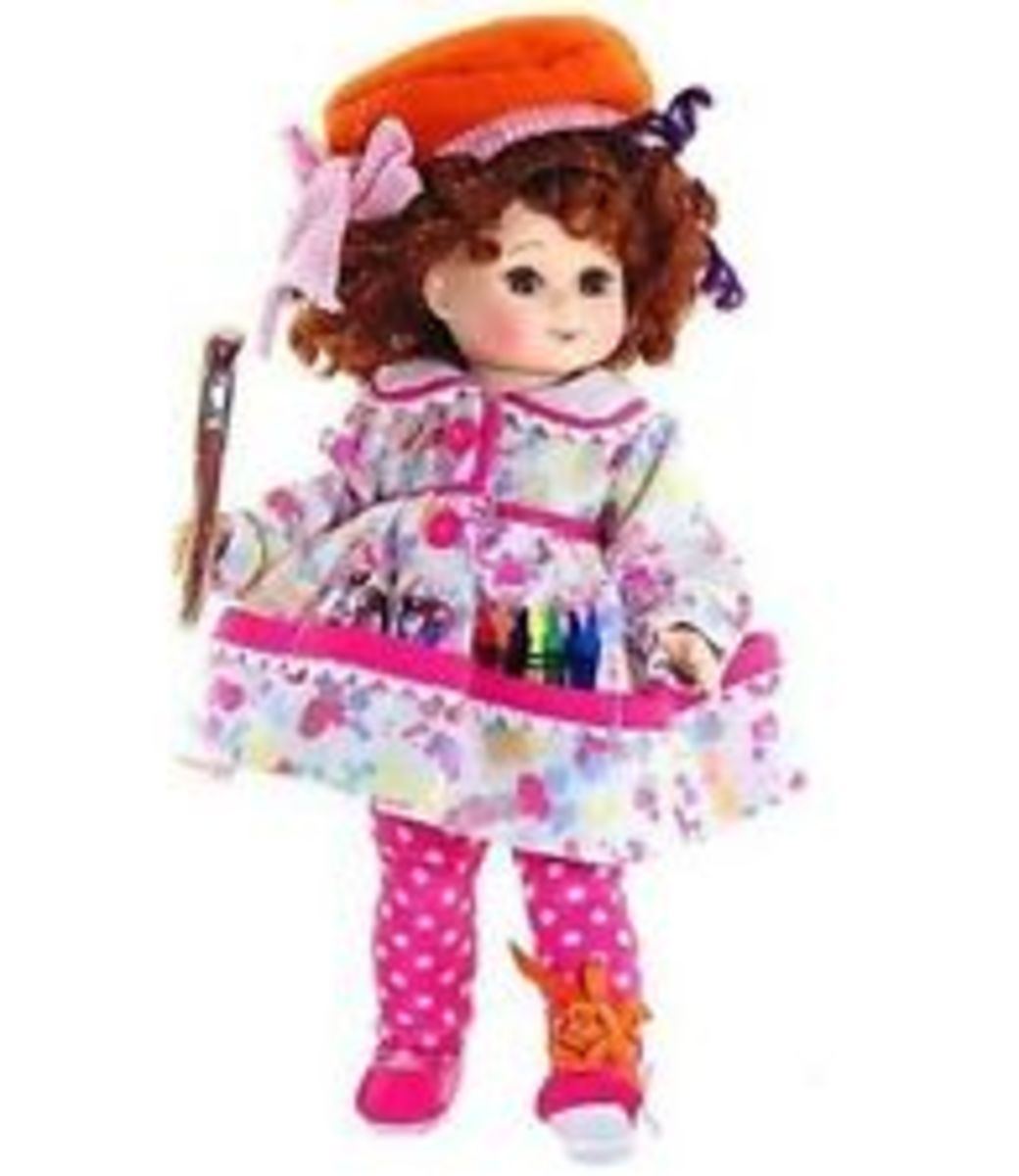 Google images of Fancy Nancy Aspiring Artist