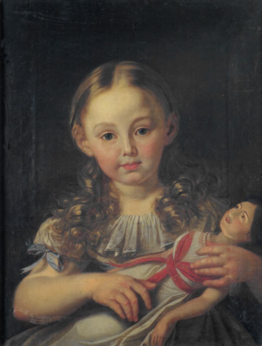 First Born American - Virginia Dare