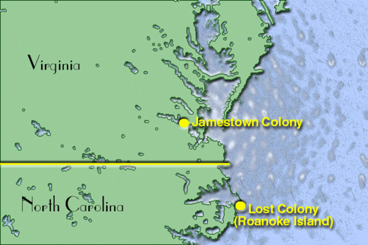File:Map showing location of Jamestown and Roanoke Island Colonies.PNG en.wikipedia