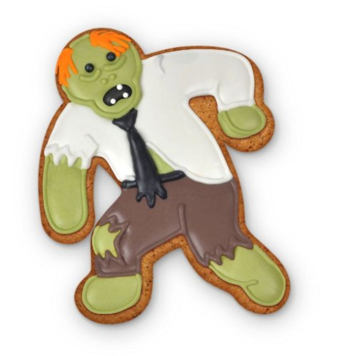 Undead Fred Zombie Shaped Cookie Cutters