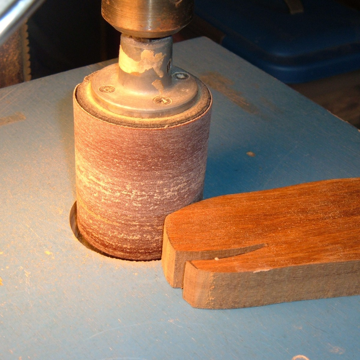 Drill Press Sanding Drums: Turn Your Drill Press into a Sanding Station