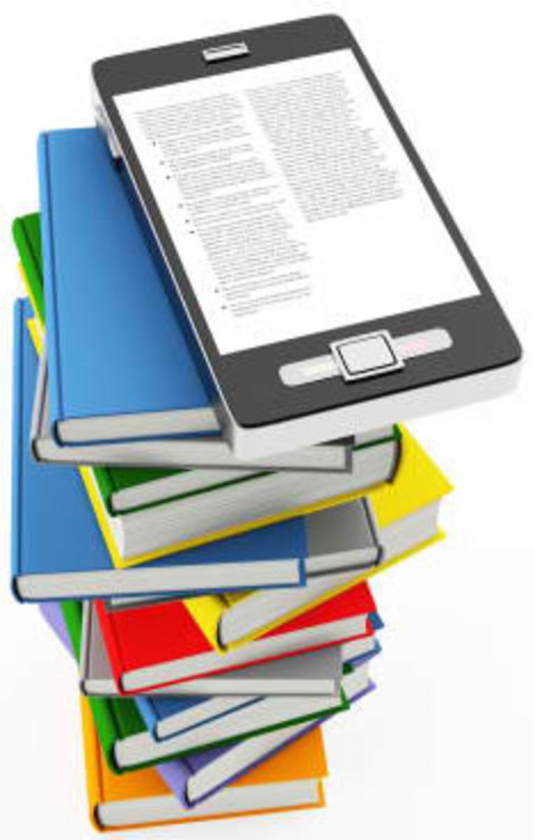 Downloading e books