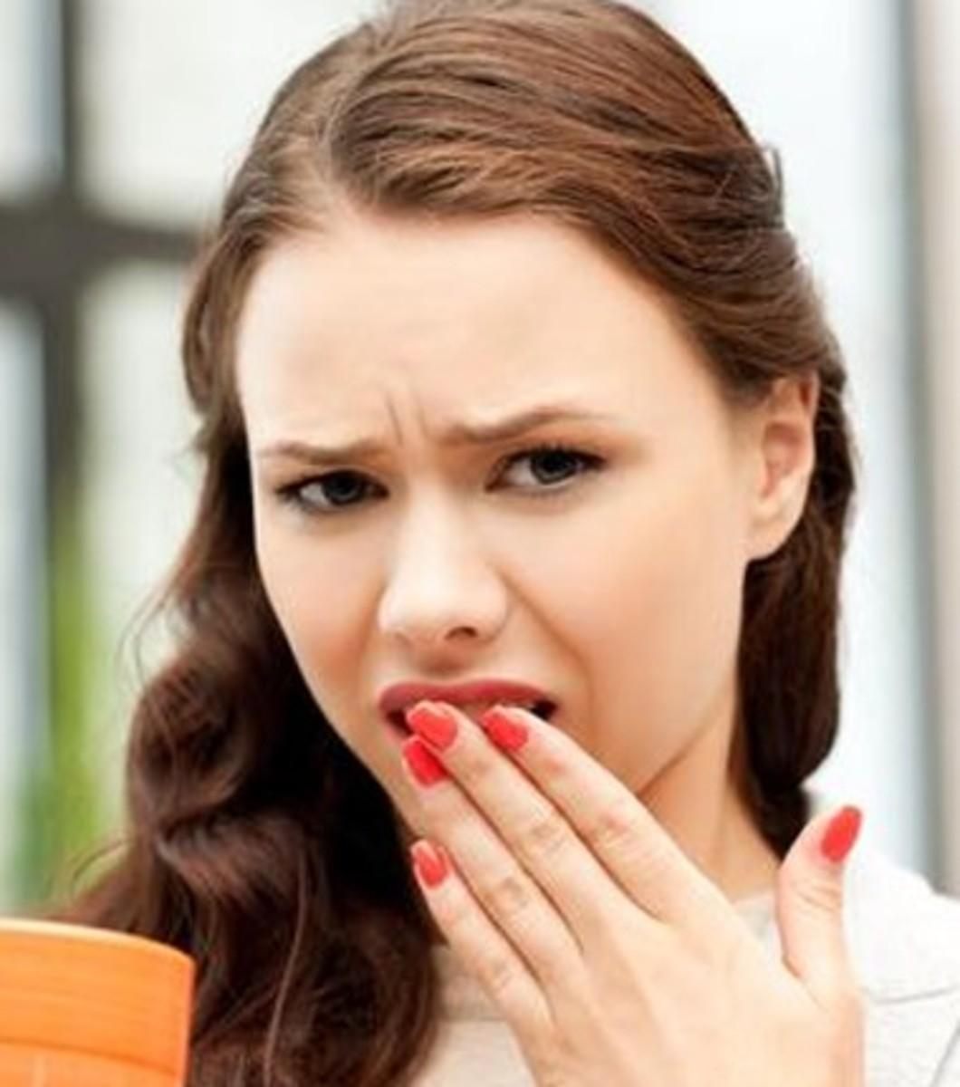 Сладкий вкус во рту у беременной 24
