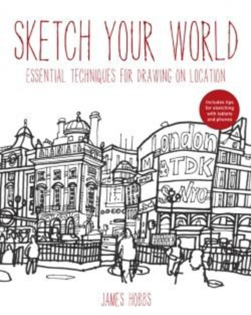 20 NEW Books about Drawing in 2014