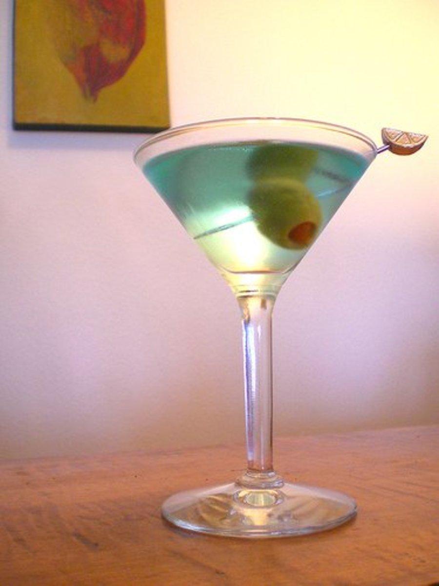 Martini Drink