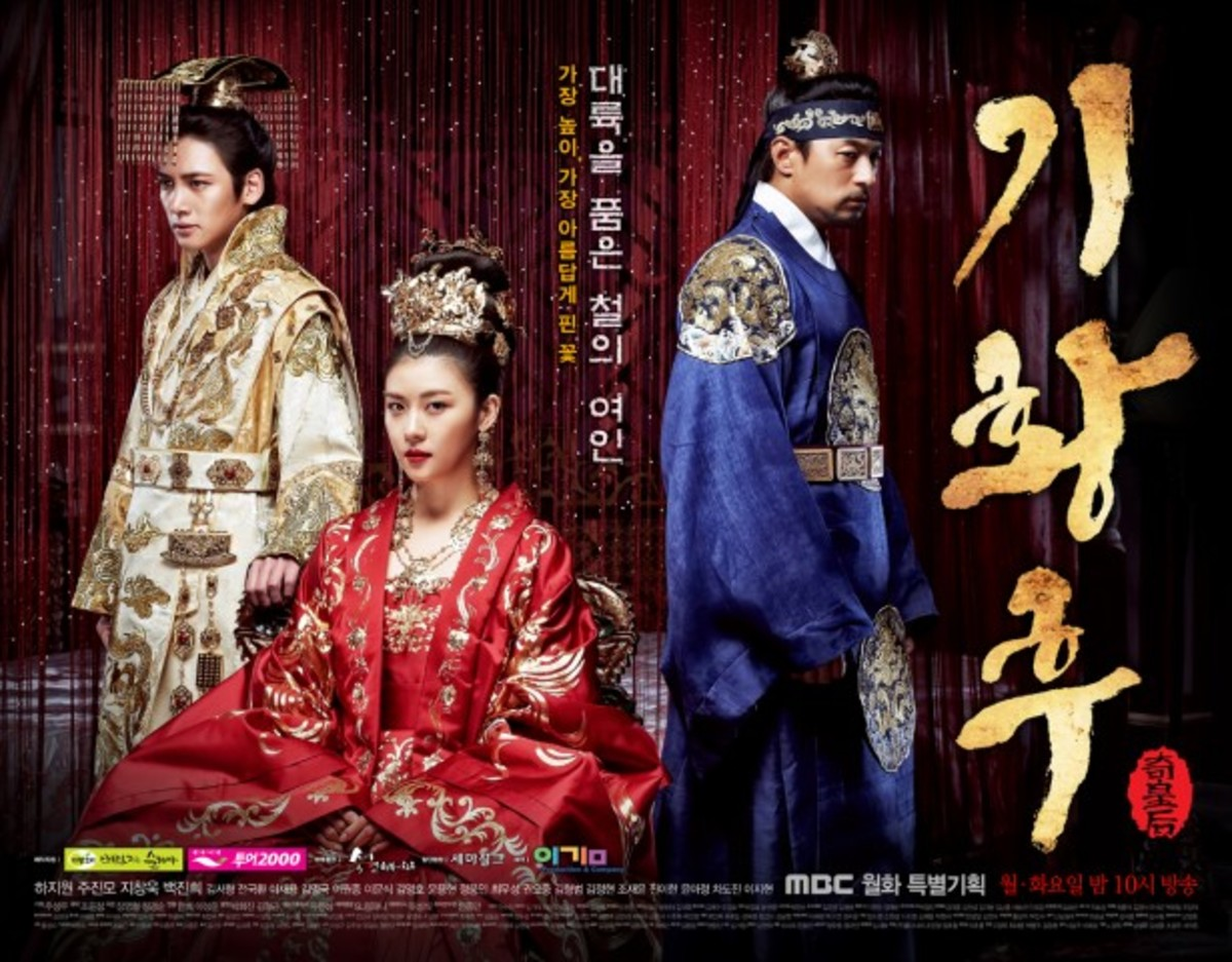 Empress Ki Saga, who are you shipping? Seung Nyang - Wang Yu or Seung Nyang -Ta-Hwan