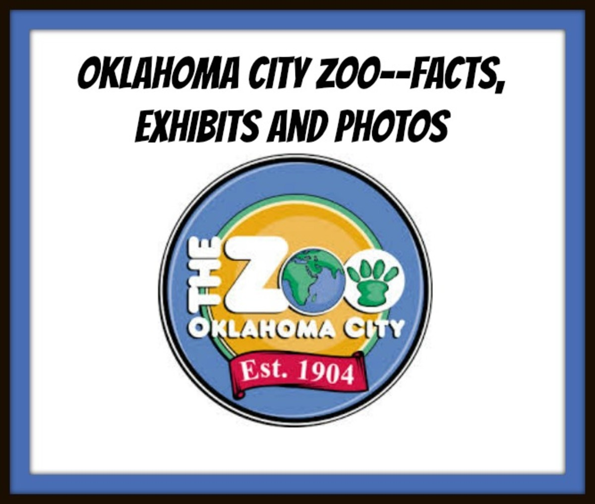 Oklahoma City Zoo--Facts, Exhibits and Photos
