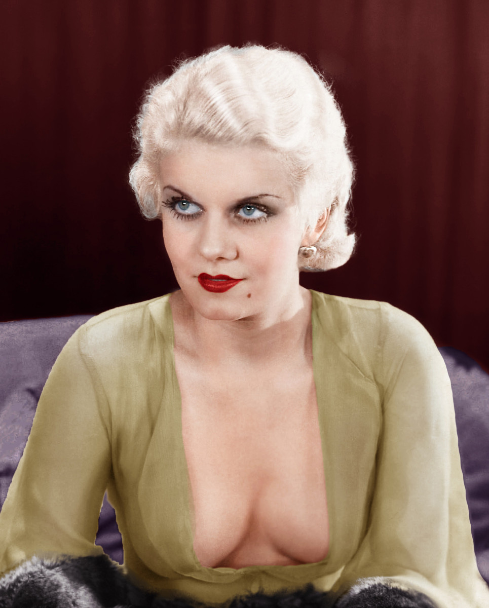 Tragic Hollywood Blondes. From Harlow to Smith