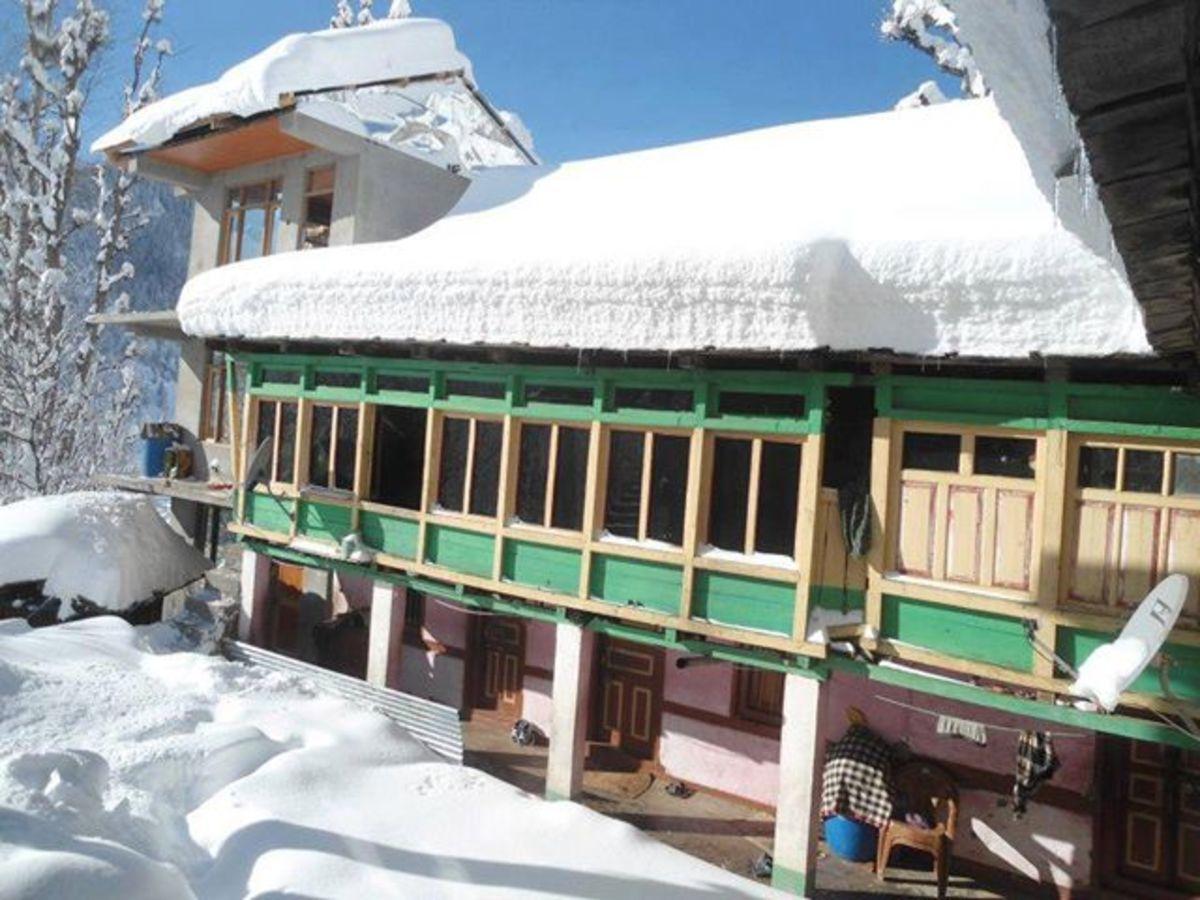 Traditional House in Kinnaur