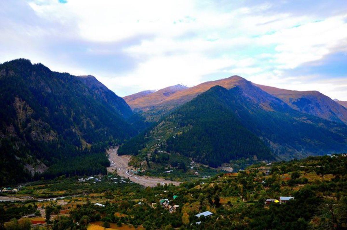 Sangla Valley Kinnaur