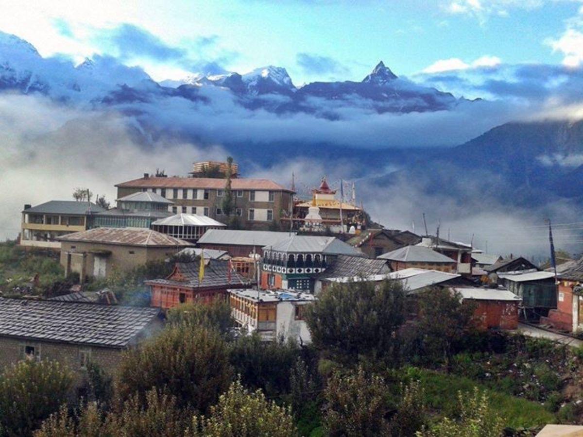 The heritage village kalpa