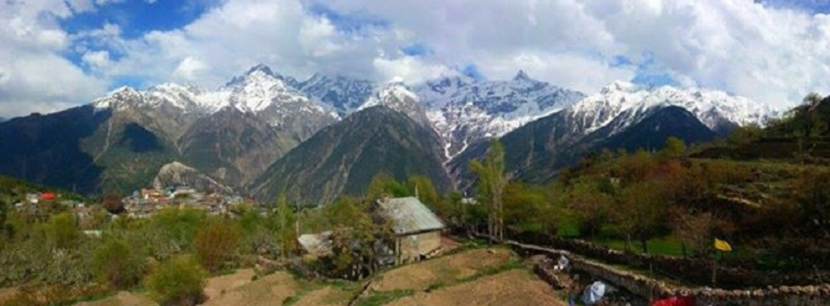Awesome view of Kalpa