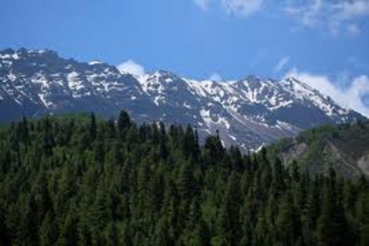 The Natural Beauty of Kinnaur