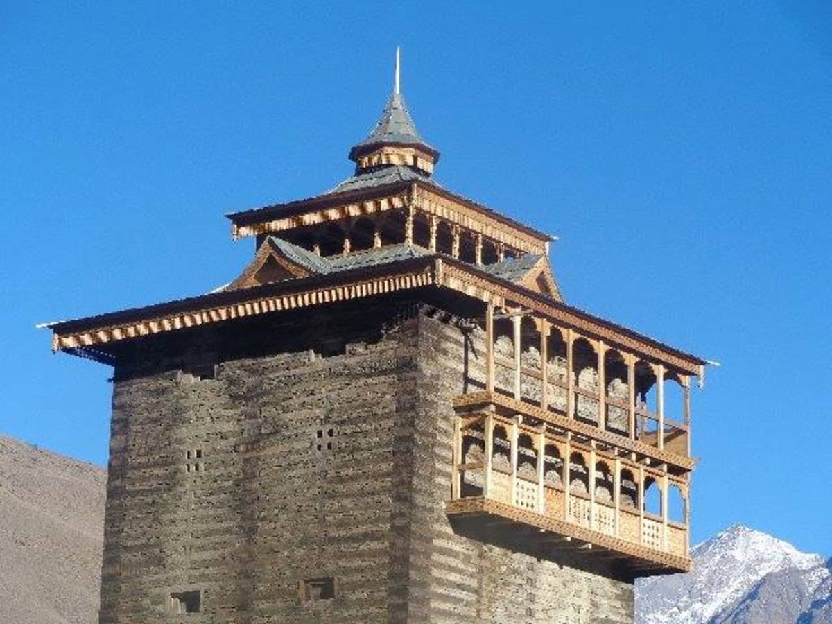 Labrang Fort